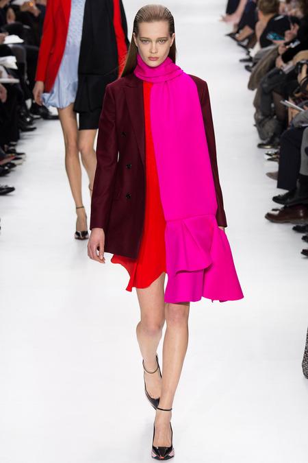 Dayleigh Christian Dior Fall 2014